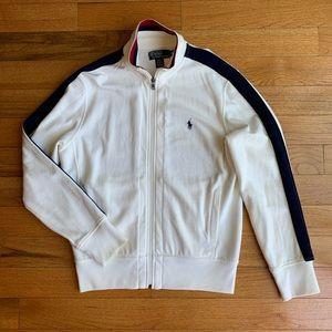 Polo Ralph Lauren | Pique Zip Jacket size M